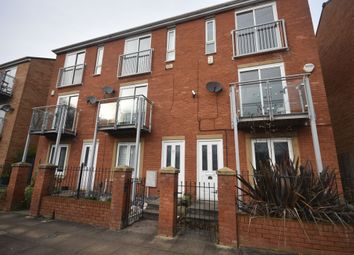 Thumbnail 4 bed town house for sale in St. Wilfrids Street, Manchester