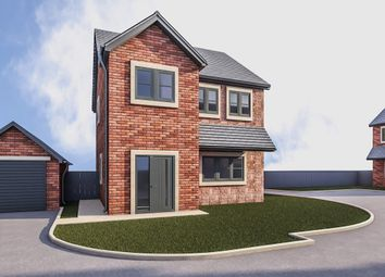 Thumbnail 4 bedroom detached house for sale in Parkett Hill, Scotby, Carlisle