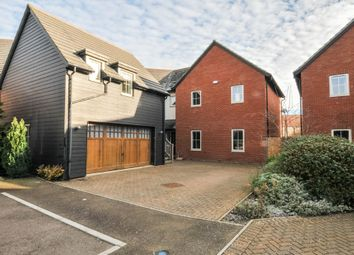 Thumbnail 5 bed detached house for sale in Bellrope Meadow, Sampford Road, Thaxted