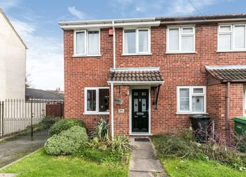 3 bed end terrace house for sale in Clement Road, Halesowen B62