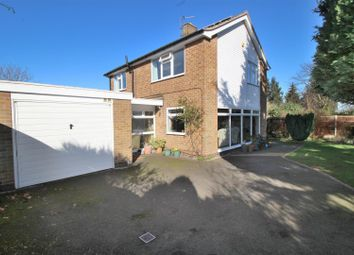 Thumbnail 4 bed detached house for sale in Field Lane, Chilwell, Nottingham