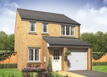 "Thumbnail 3 bed detached house for sale in ""The Rufford"" at Litchard Hill, Bridgend"