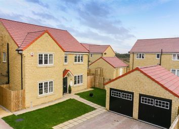 Thumbnail 5 bed detached house for sale in Egremont Place, Sherburn In Elmet, Leeds