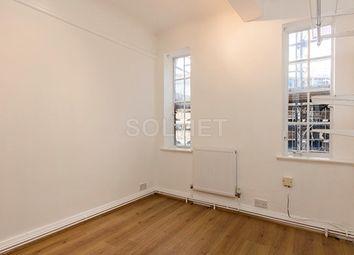 Thumbnail 1 bedroom flat to rent in Hillsborough Court, Mortimer Crescent, London