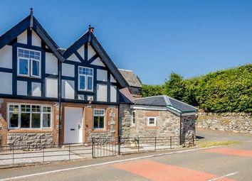 Thumbnail 2 bed semi-detached house for sale in Caulkerbush, Dumfries