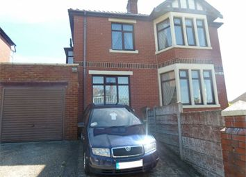 Thumbnail 5 bedroom detached house for sale in Bispham Road, Blackpool, Lancashire