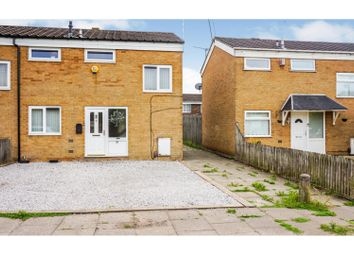 Thumbnail 2 bed end terrace house for sale in Reaside Crescent, Birmingham