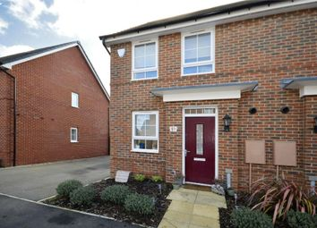 Thumbnail 2 bed semi-detached house for sale in Grimsthorpe Ave, Barton Seagrave, Northamptonshire