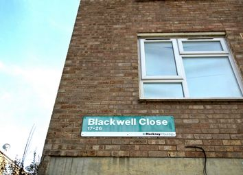 Thumbnail 3 bed terraced house for sale in Blackwell Close, Hackney