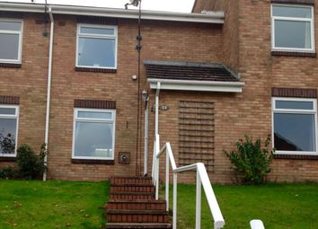 Thumbnail 2 bed terraced house to rent in Shobbrook Hill, Newton Abbot