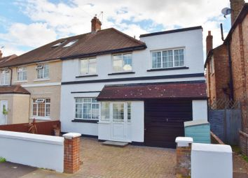 Thumbnail 3 bedroom semi-detached house for sale in Wilcox Road, Teddington