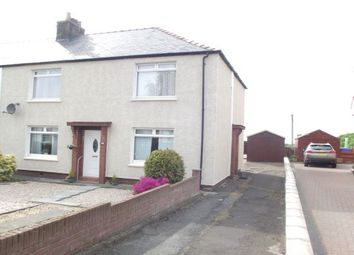 Thumbnail 2 bed flat to rent in Weston Avenue, Annbank, Ayr