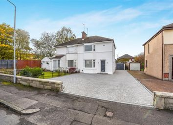 Thumbnail 3 bed semi-detached house for sale in Springfield Avenue, Paisley