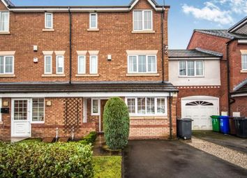 Thumbnail 4 bed terraced house for sale in Chelsfield Grove, Chorlton, Manchester, Greater Manchester