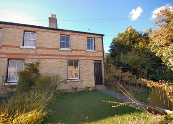 Thumbnail 2 bedroom end terrace house to rent in Station Road, Fulbourn, Cambridge