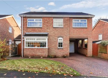 Thumbnail 5 bed detached house for sale in Wenthill Close, High Ackworth, Ackworth