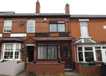 Thumbnail 2 bed terraced house for sale in Waverley Road, Darlaston, Wednesbury, West Midlands
