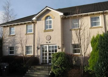 Thumbnail 2 bed flat to rent in Claycrofts Place, Stirling