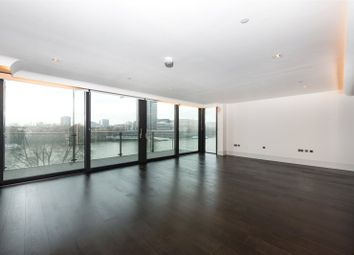 Thumbnail 2 bedroom flat to rent in Merano Residences, 30 Albert Embankment, London