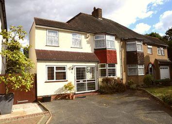 Thumbnail 4 bedroom semi-detached house for sale in Roseberry Gardens, Dartford