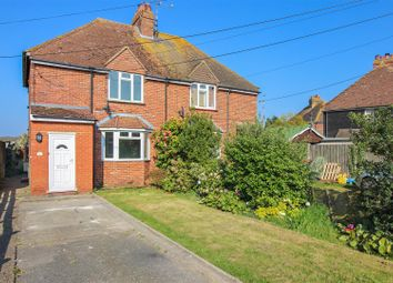 Thumbnail 3 bed property for sale in Sweechgate, Broad Oak, Canterbury