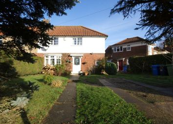 Thumbnail 3 bedroom semi-detached house for sale in Mansfield Lane, South City, Norwich