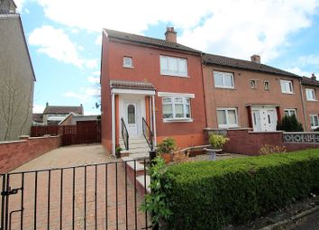 Thumbnail 2 bed end terrace house for sale in Morven Avenue, Glasgow