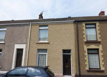Thumbnail 2 bedroom terraced house for sale in Oxford Street, Swansea