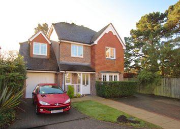 Thumbnail 4 bed detached house for sale in Long Close, Pennington, Lymington, Hampshire