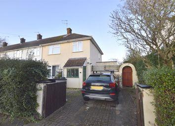 Thumbnail 3 bed semi-detached house for sale in Buckingham Avenue, Cheltenham, Gloucestershire