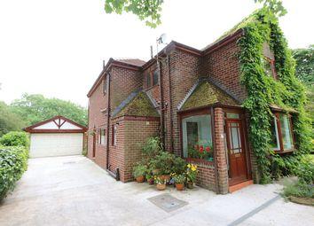 Thumbnail 3 bed detached house for sale in Hennel Lane, Walton-Le-Dale, Preston, Lancashire