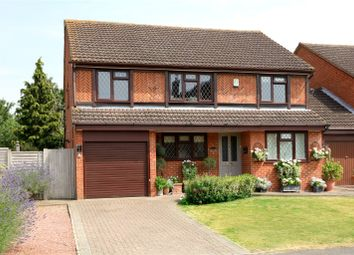 Thumbnail 4 bed detached house for sale in Saxon Way, Old Windsor, Berkshire