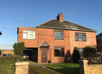 Thumbnail 3 bed semi-detached house for sale in South View Avenue, Burringham, North Lincolnshire