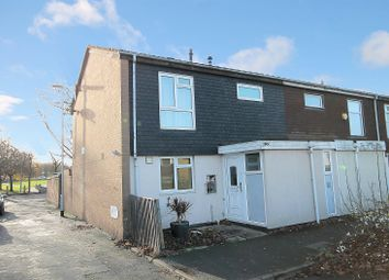 Thumbnail 3 bed end terrace house for sale in Medway, Tamworth