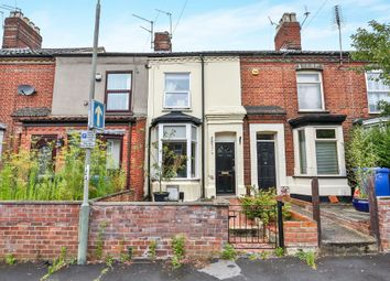 Thumbnail 3 bed terraced house for sale in Wingfield Road, Norwich