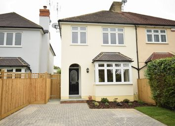 Thumbnail 3 bed semi-detached house for sale in 141, West End, Kemsing, Sevenoaks, Kent