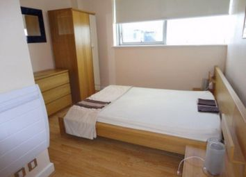 Thumbnail 2 bed flat to rent in Switch House, Blackwall Way, London