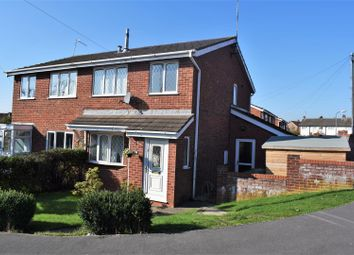 Thumbnail 3 bed semi-detached house for sale in Salisbury Drive, Nuneaton