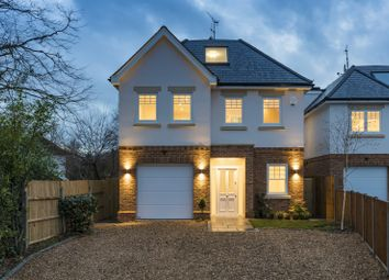 Thumbnail 5 bed detached house for sale in Oxdowne Close, Stoke D'abernon, Cobham