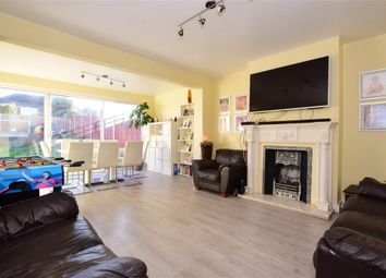 Thumbnail 4 bedroom semi-detached bungalow for sale in Dovedale Avenue, Clayhall, Ilford, Essex