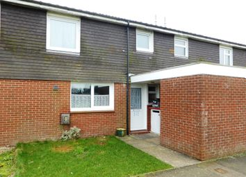 Thumbnail 3 bedroom terraced house for sale in Anzio Crescent, Burgoyne Heights, Dover, Kent