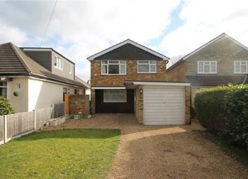 Thumbnail 3 bed detached house for sale in Penton Hook Road, Staines-Upon-Thames, Surrey