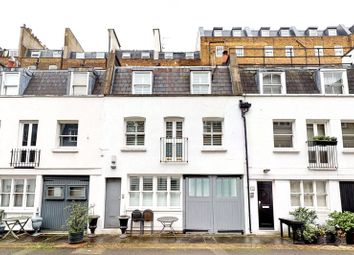 Brook Mews North, London W2. 3 bed detached house for sale