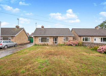 Thumbnail 2 bed detached bungalow for sale in St Marys Close, Wisbech St. Mary, Wisbech