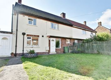Thumbnail 3 bedroom semi-detached house for sale in Crathorne Road, Beverley