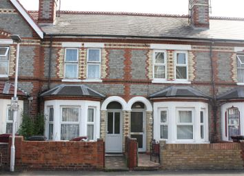 Thumbnail 3 bed terraced house for sale in Manchester Road, Reading, Berkshire