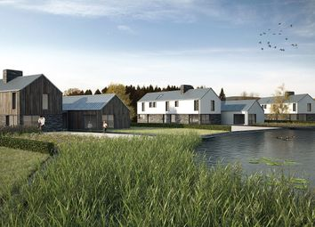 Thumbnail 5 bed detached house for sale in Plot 3 - Athron Hill, Milnathort, Kinross