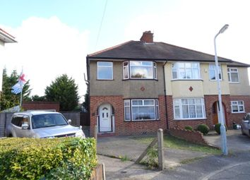 Thumbnail 3 bed semi-detached house for sale in Fountain Close, Hillingdon, Middlesex