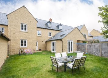 Thumbnail 4 bed terraced house to rent in Hazeldene Close, Eynsham, Witney