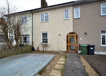 Thumbnail 2 bed terraced house to rent in Bedivere Road, Downham, Bromley
